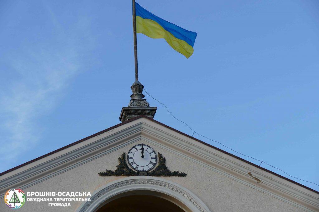 """У Брошнів-Осаді встановили унікальний годинник, який """"виконуватиме"""" українські пісні 4"""