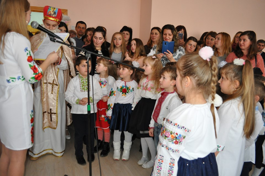 На Калущині відкрили новий дитячий садок 4