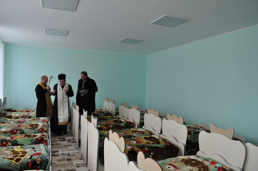 На Калущині відкрили новий дитячий садок 6