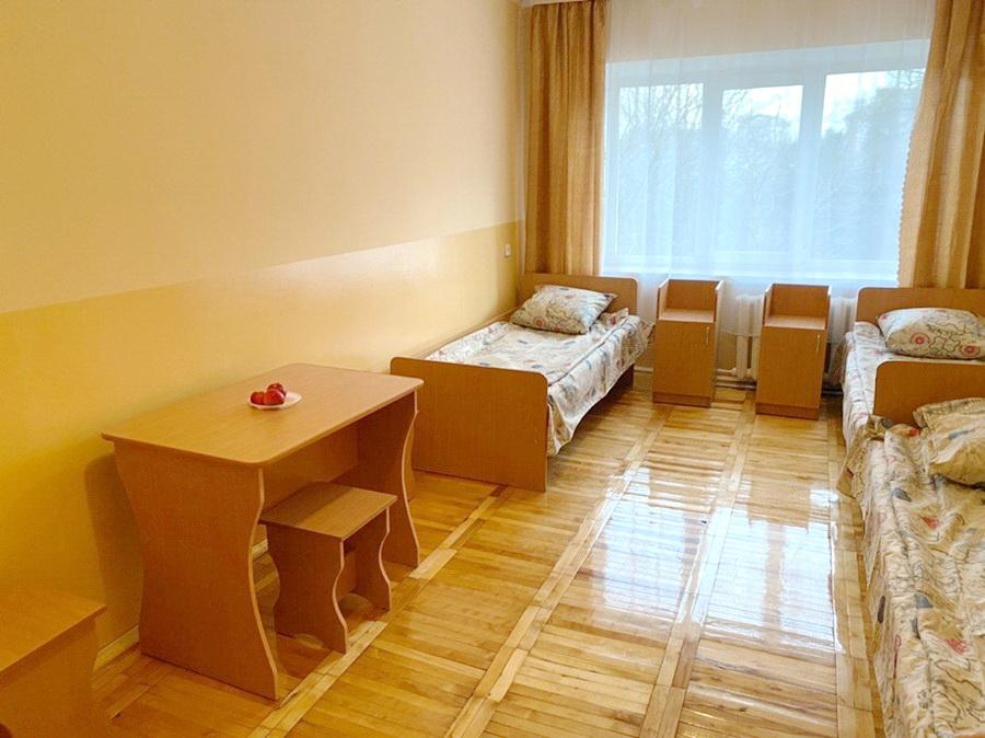 У гуртожитку франківського медуніверситету відремонтували чотири кімнати 2