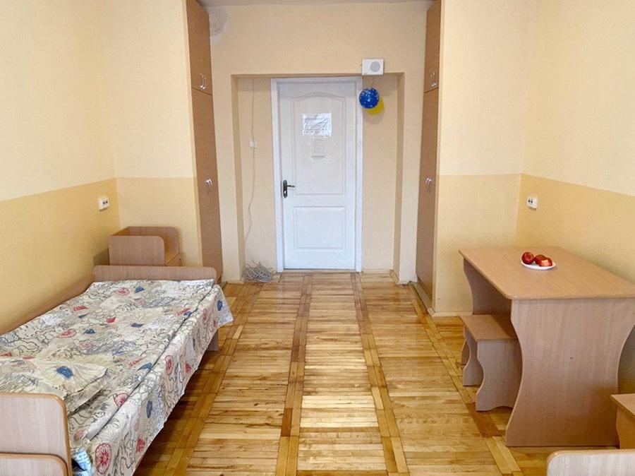 У гуртожитку франківського медуніверситету відремонтували чотири кімнати 6