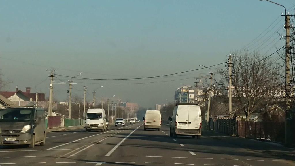 У Франківську – смог: де не варто перебувати 6