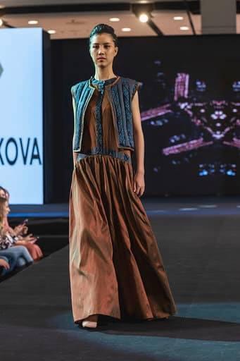 Франківська дизайнерка представила Україну на королівських урочистостях в Таїланді 18
