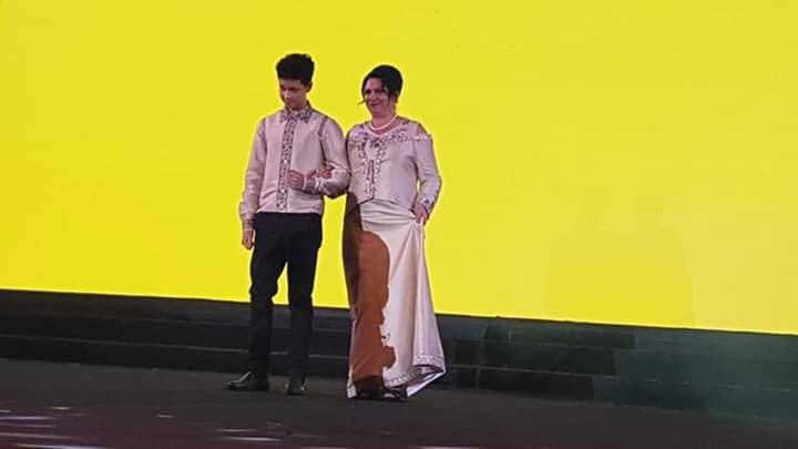 Франківська дизайнерка представила Україну на королівських урочистостях в Таїланді 4