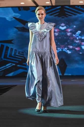 Франківська дизайнерка представила Україну на королівських урочистостях в Таїланді 14