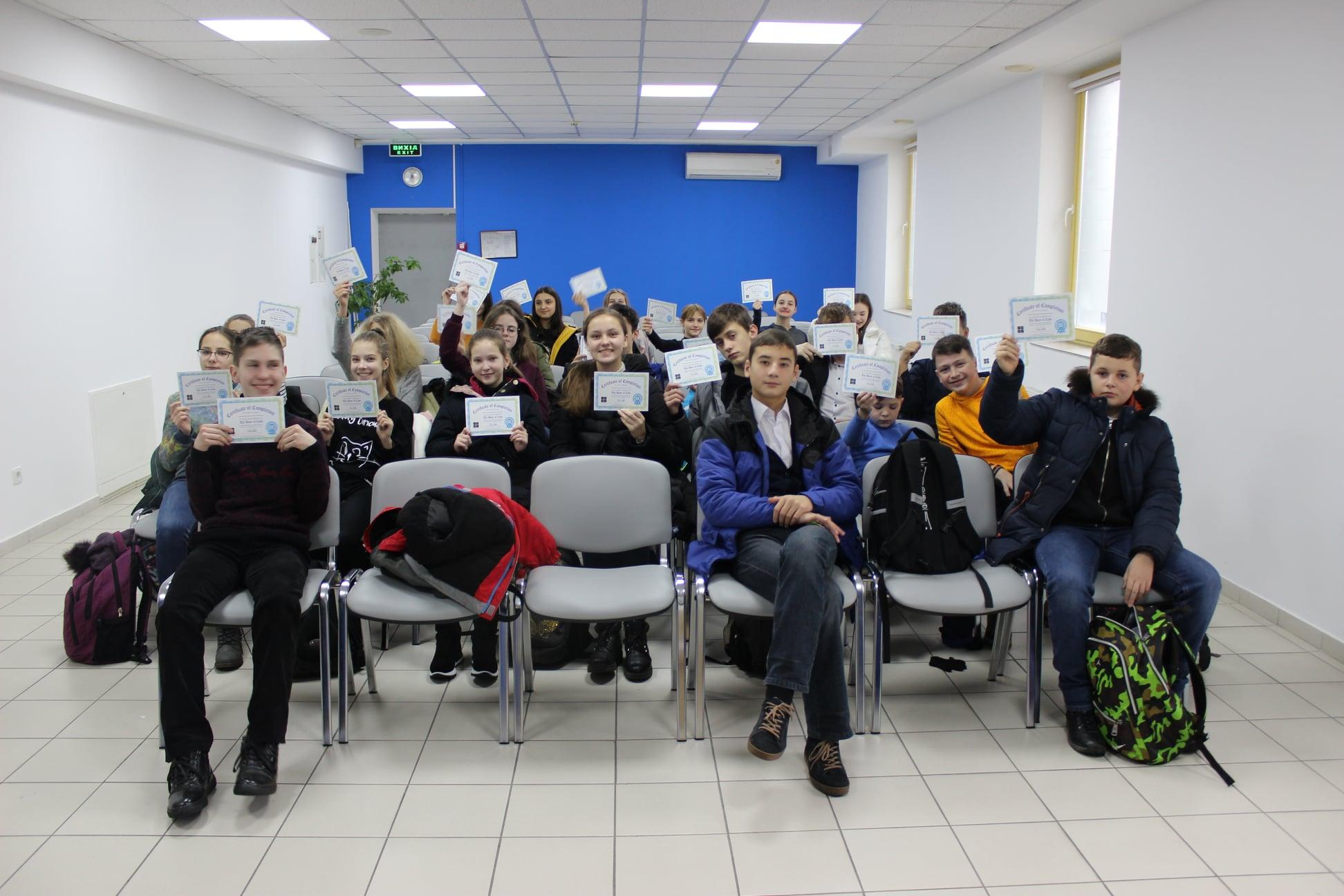 """Для франківських школярів організовують безкоштовну """"Годину коду"""" 4"""