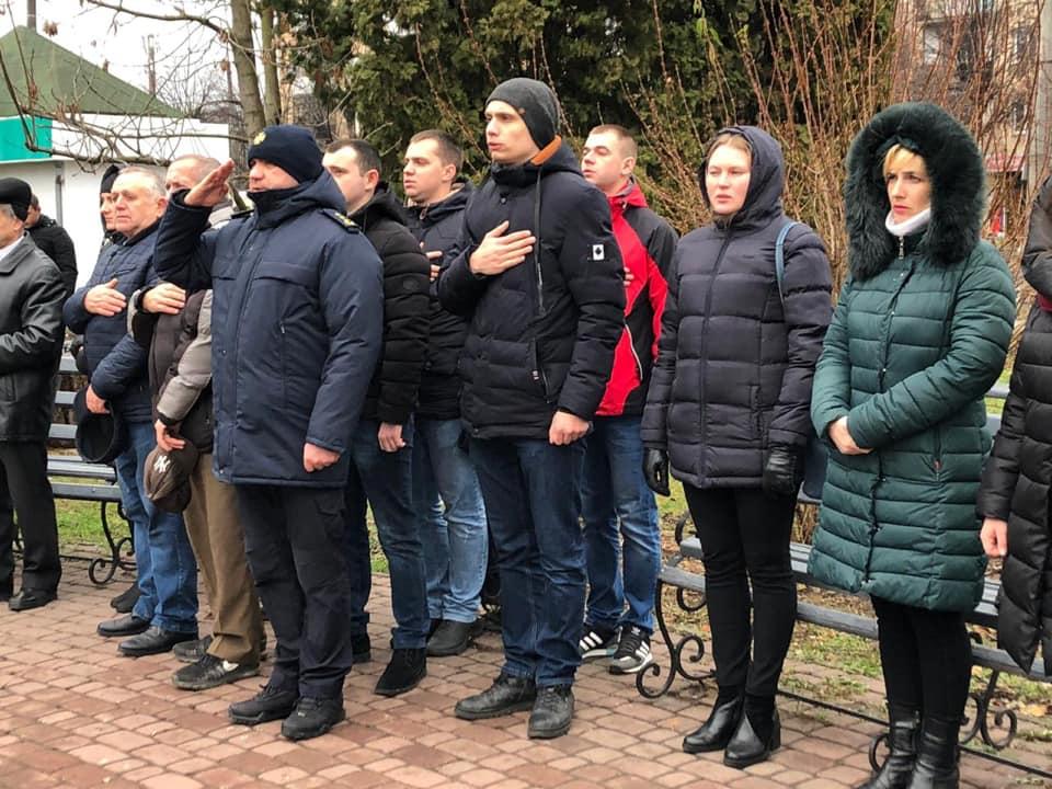 У Франківську вшанували пам'ять жертв Чорнобиля 4
