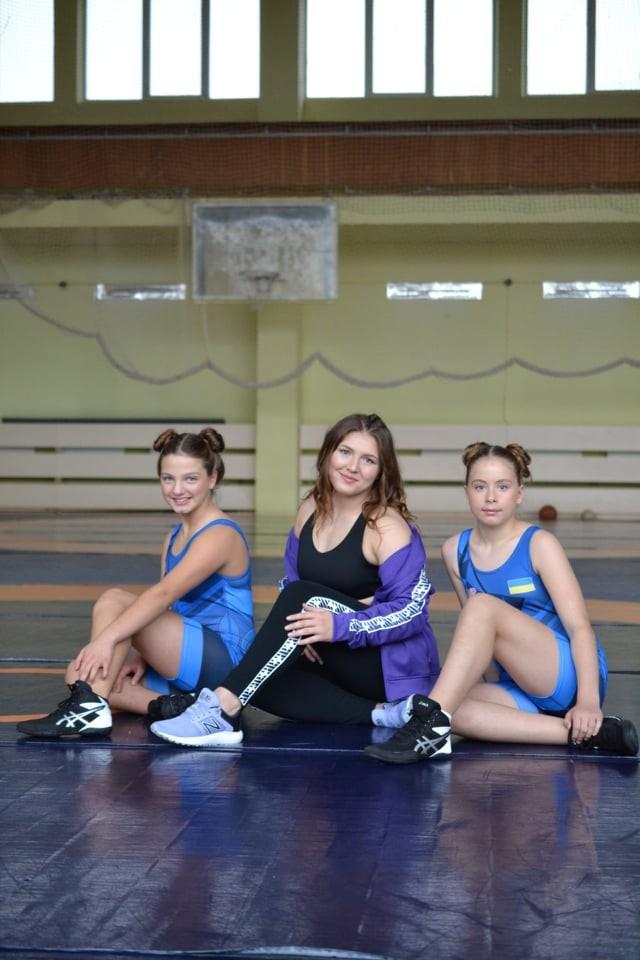 Калушанка стала чемпіонкою України з вільної боротьби 2