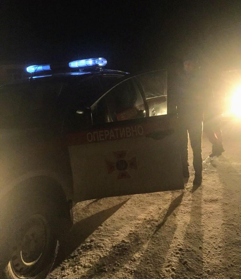 Столичні туристи заблукали в Карпатах – їх розшукали поліція та рятувальники 4