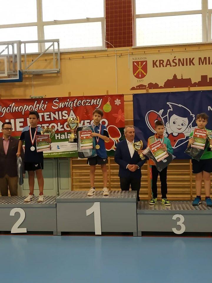 Прикарпатські тенісисти перемогли на турнірі в Польщі 1
