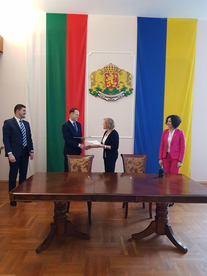 Навчально-реабілітаційний центр на Франківщині отримає спецобладнання від Посольства Болгарії 4