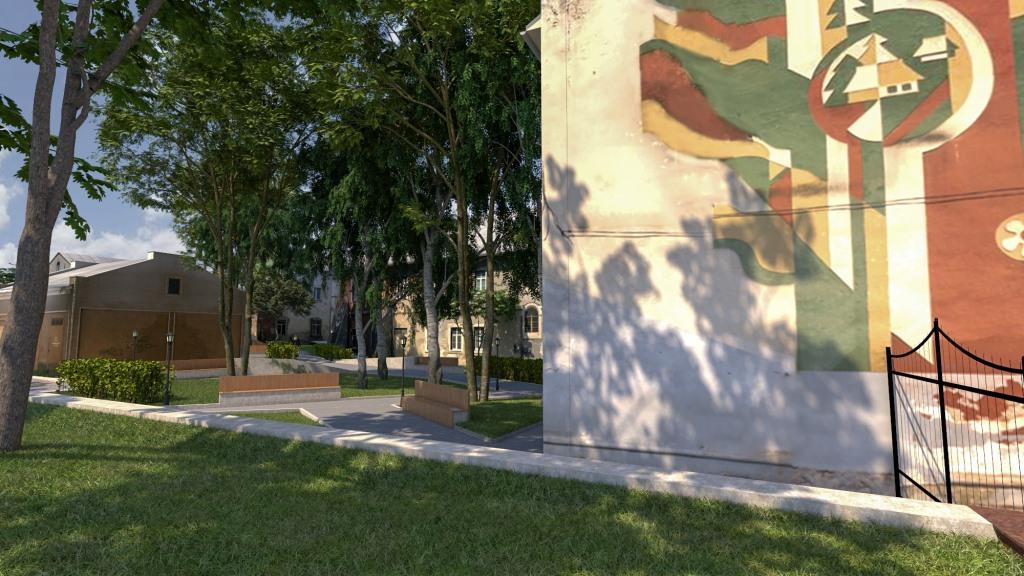 У центрі Франківська ще одну вуличку хочуть зробити пішохідною 8