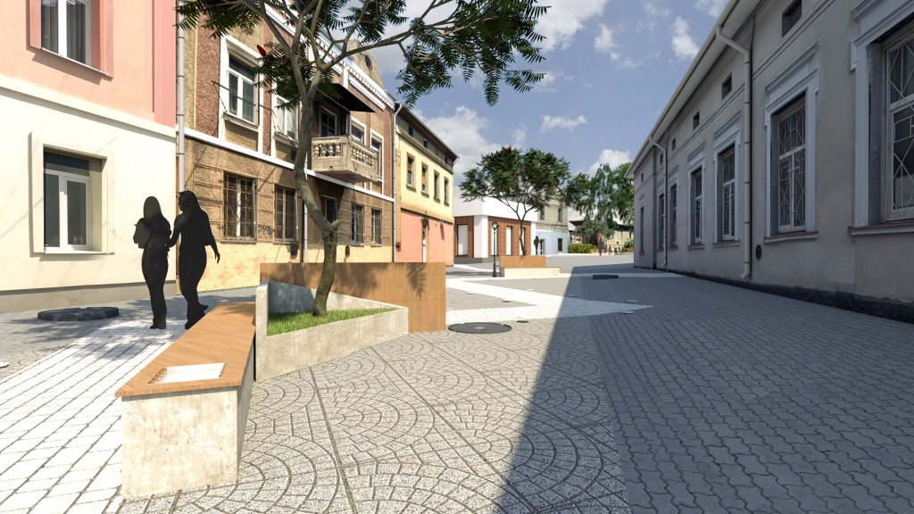 У центрі Франківська ще одну вуличку хочуть зробити пішохідною 10