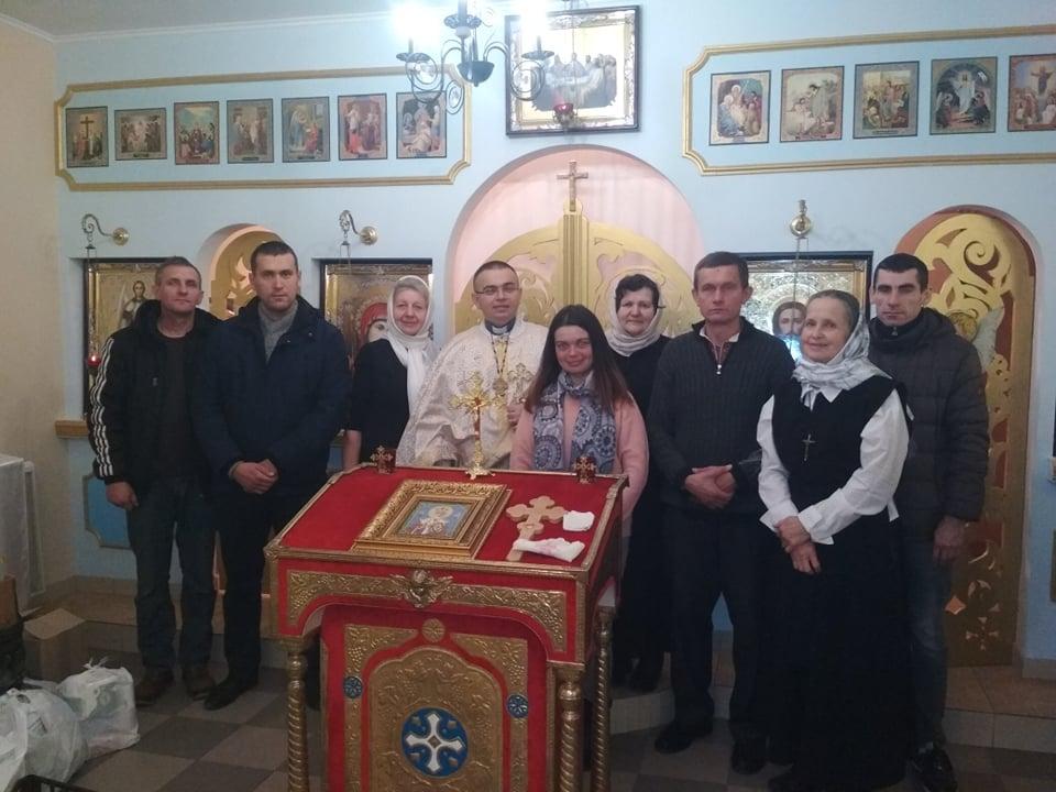 У Франківську ув'язнені помолилися і отримали подарунки на Миколая 1