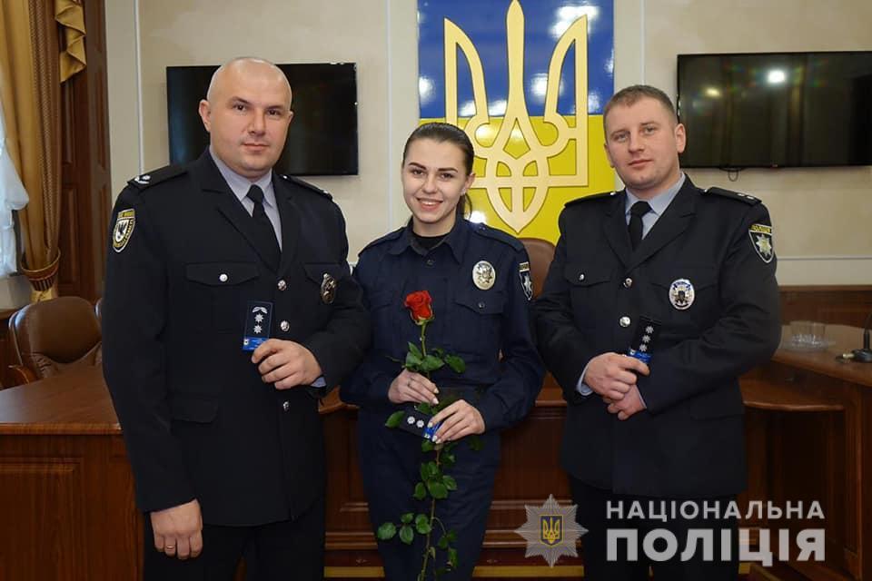 Поліцейським Івано-Франківщини присвоїли спеціальні звання 6