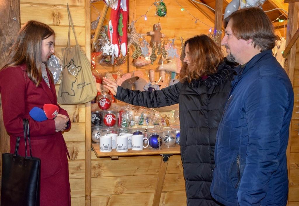 У Палаці Потоцьких відкрили різдвяну шопку-орігамі 3