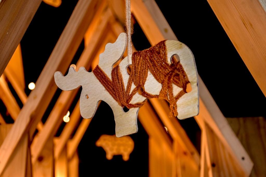 У Палаці Потоцьких відкрили дерев'яну артялинку 4
