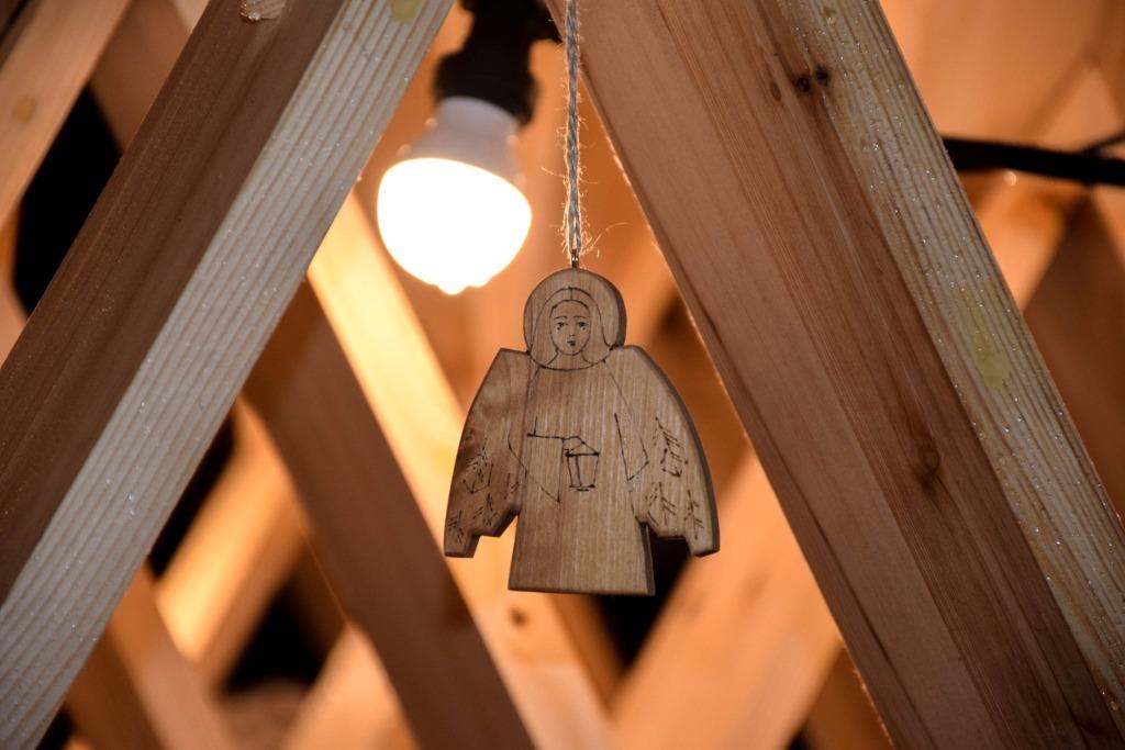 У Палаці Потоцьких відкрили дерев'яну артялинку 6