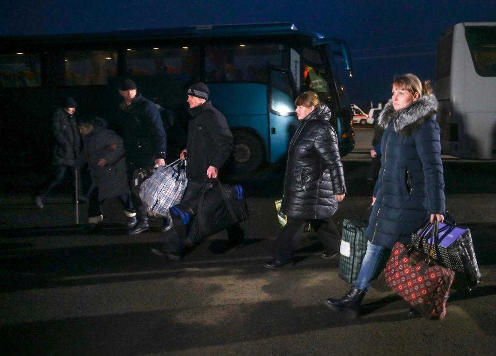 Обмін полоненими завершився - повернули 76 українців, видали 127 осіб 3