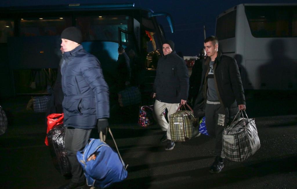 Обмін полоненими завершився - повернули 76 українців, видали 127 осіб 2