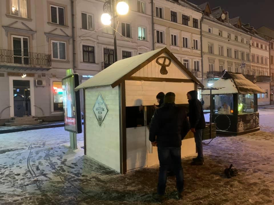 Грибна рота України: ветерани приготують юшку і почастують франківців 1