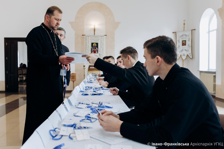В Івано-Франківську розпочався Архієпархіальний собор 2