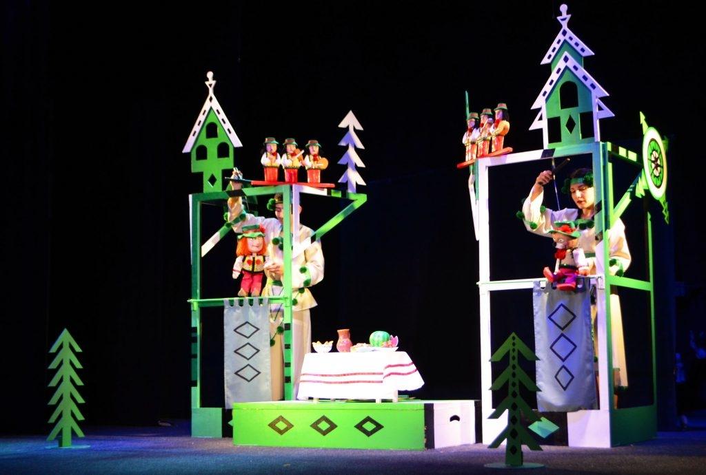 Вистава Івано-Франківського театру ляльок номінована на Премію імені Лесі Українки 4