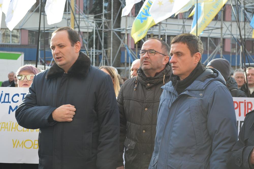 Франківці вийшли на всеукраїнське віче проти капітуляції 4