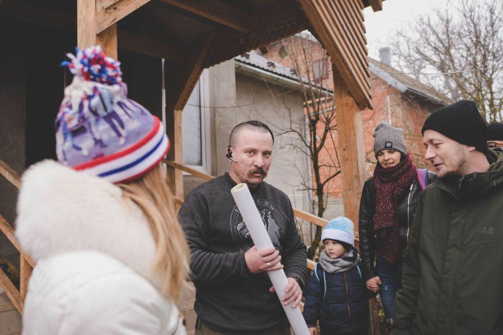 Львівські ветерани ООС/АТО перейняли досвід соціального підприємництва у Франківську 2