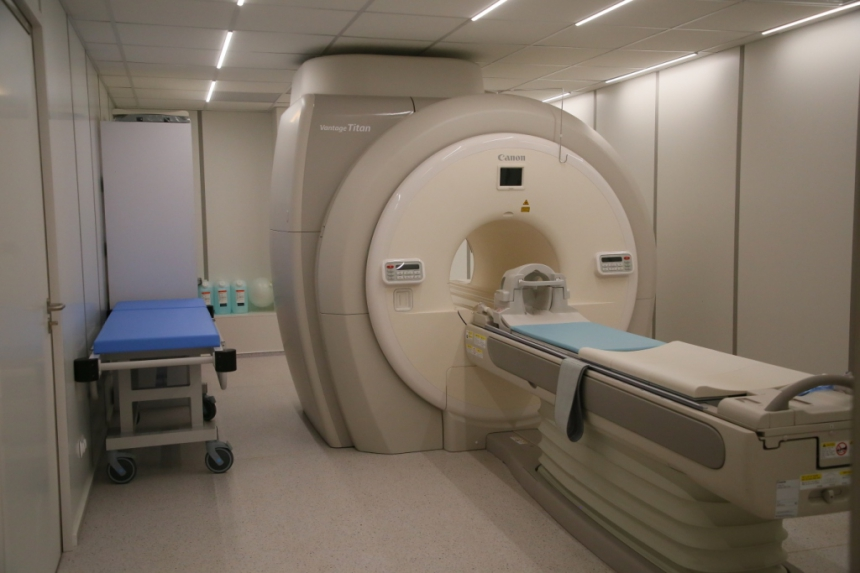 В обласний онкодиспансер на Франківщині придбали МРТ-апарат за 43 мільйони гривень 2