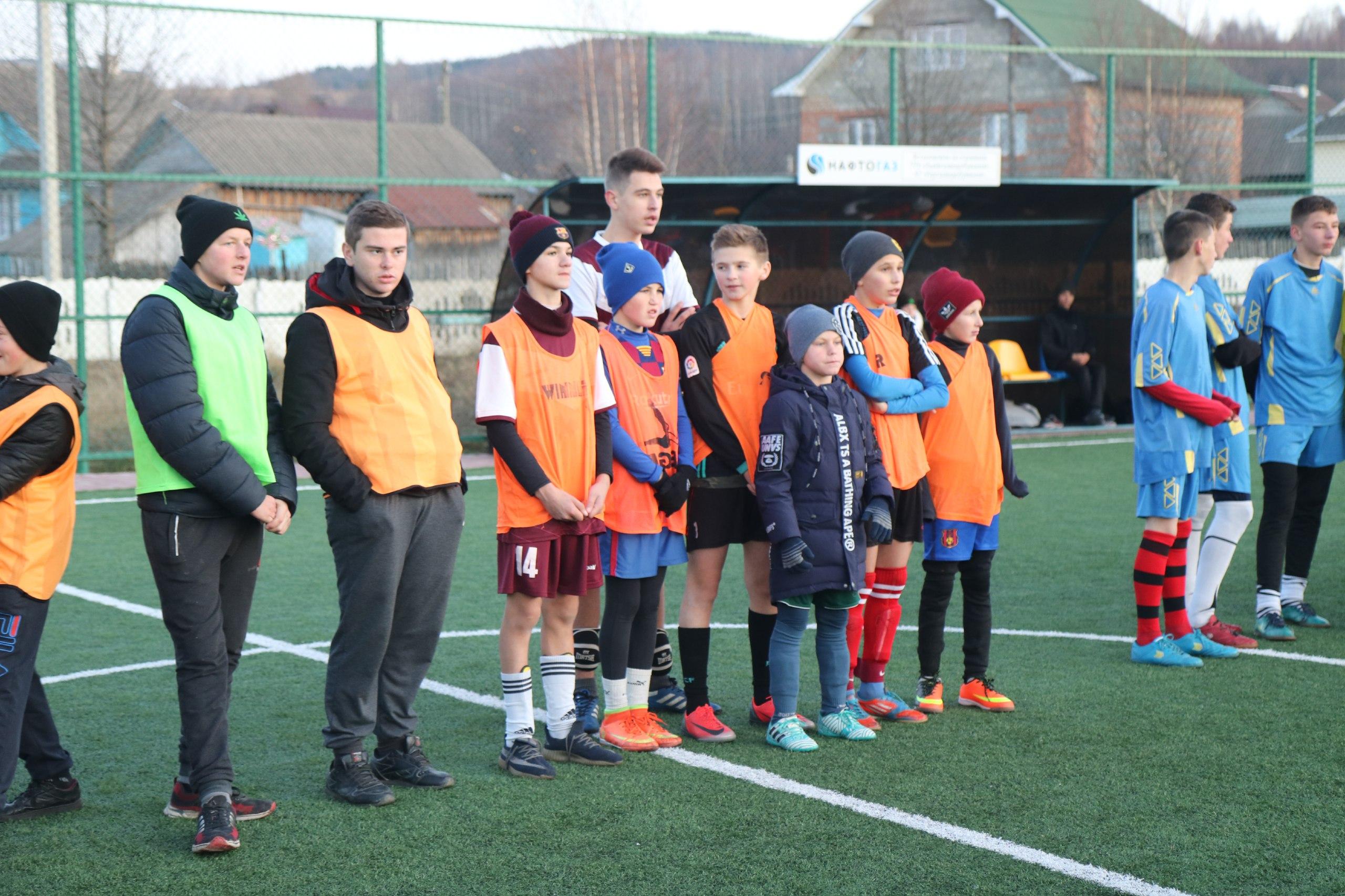 Футбол єднає: у Білозорині провели турнір з нагоди створення Пасічнянської ОТГ 2