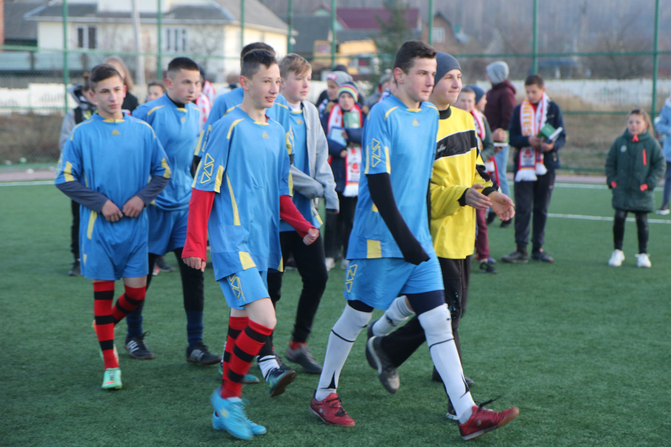 Футбол єднає: у Білозорині провели турнір з нагоди створення Пасічнянської ОТГ 8