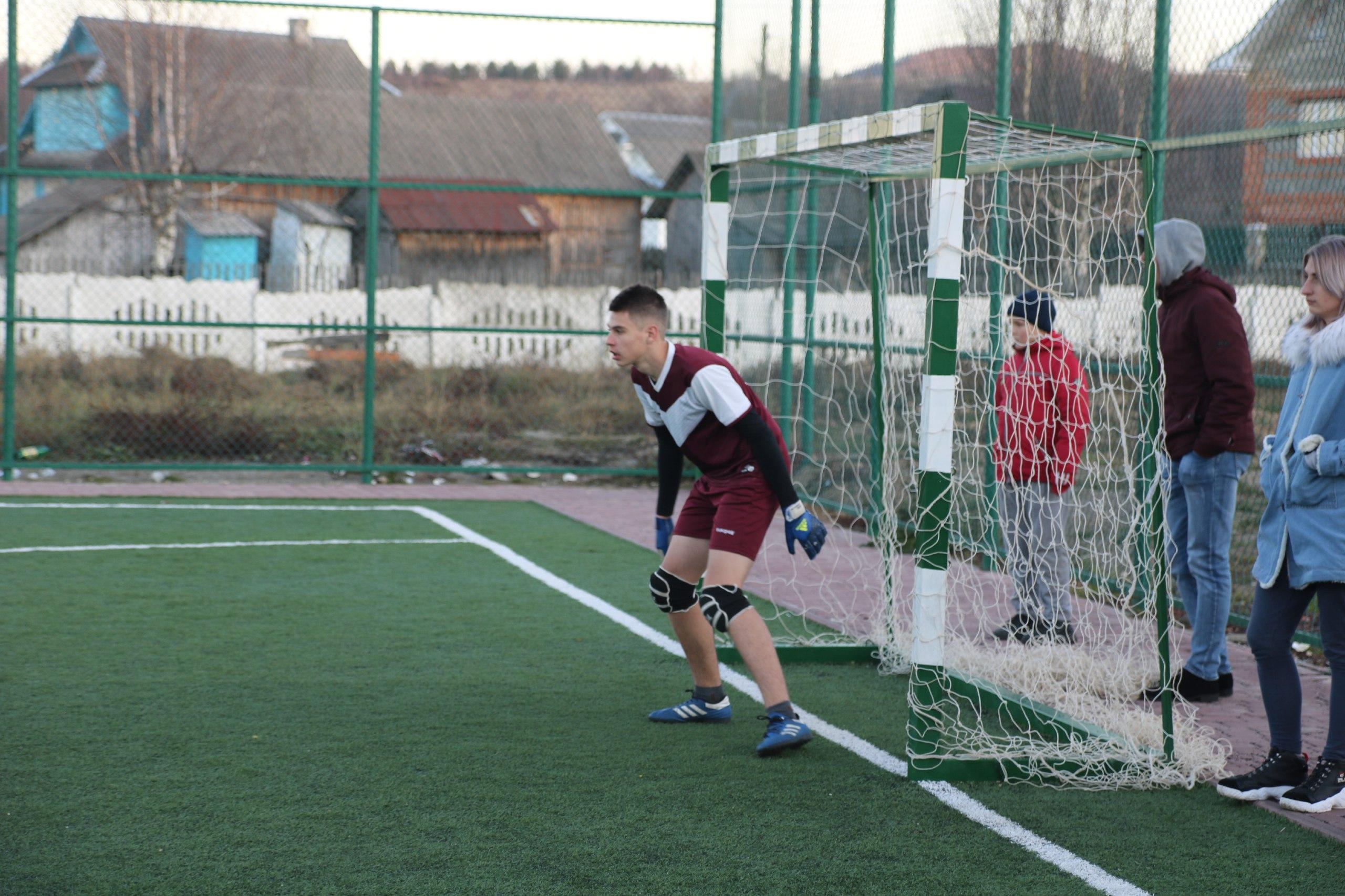 Футбол єднає: у Білозорині провели турнір з нагоди створення Пасічнянської ОТГ 10