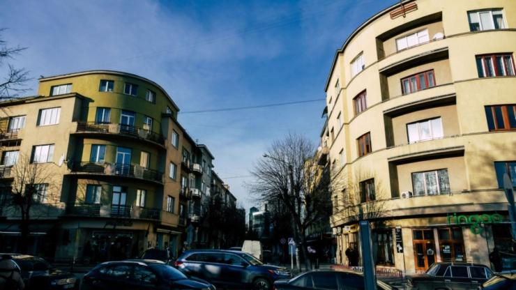 Будинки в стилі функціоналізму в Івано-Франківську