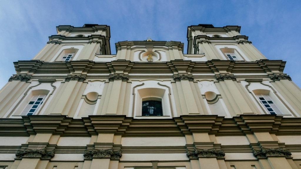 КАтедральний храм УГКЦ в Івано-Франківську