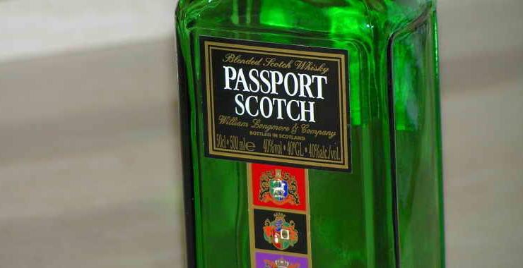 Віскі Паспорт Скотч