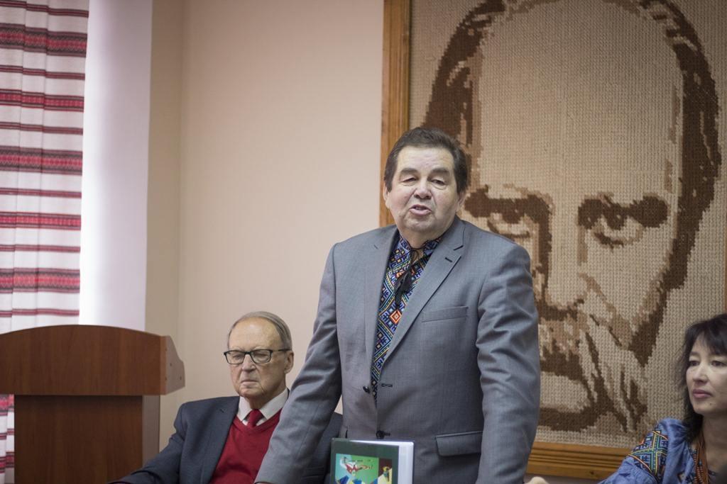 У Прикарпатському університеті презентували перший том словника «Гуцульська діалектна лексика та фраземіка в українській художній мові» 2