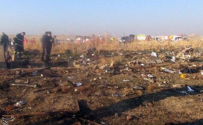 В Ірані розбився літак МАУ, ніхто не вижив 4