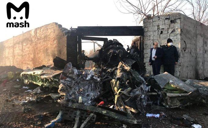 В Ірані розбився літак МАУ, ніхто не вижив 6