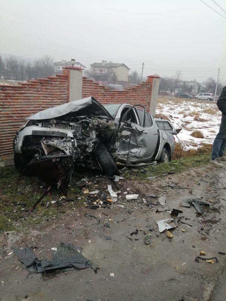 У Калуші зіткнулися Audi і Mitsubishi – є загиблий 2