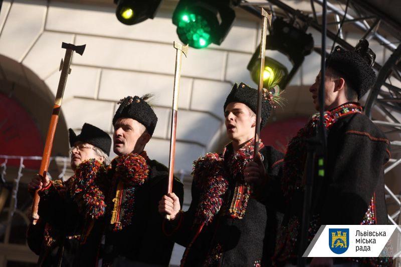 У центрі Львова влаштували День гуцульської культури 2