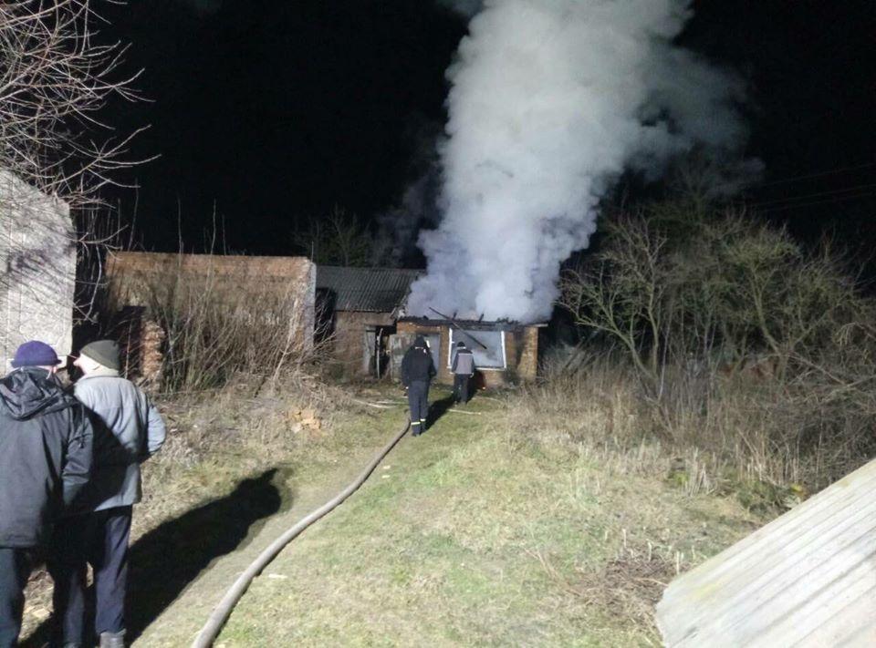 На Снятинщині у пожежі загинув чоловік 2