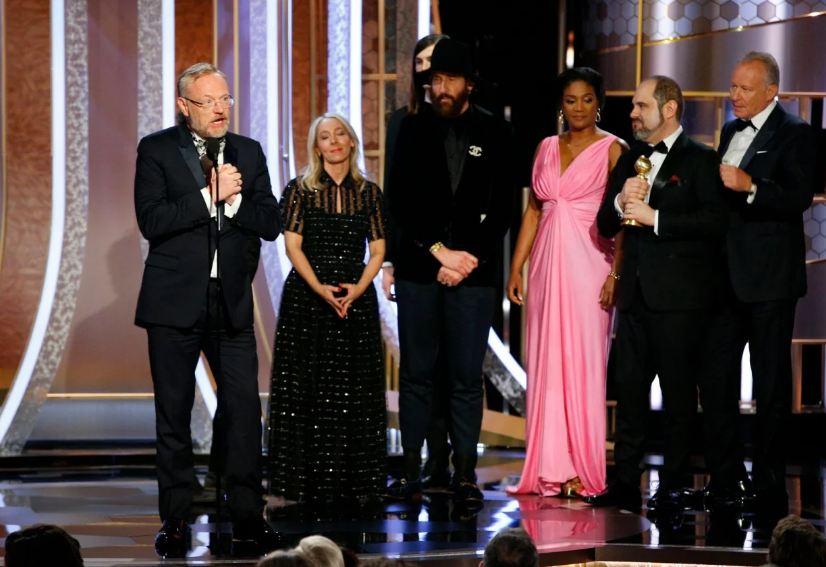 """Подякували Києву і Вільнюсу. Серіал """"Чорнобиль"""" отримав дві нагороди Золотий глобус 2020 2"""