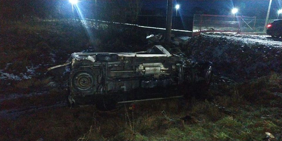 Прикарпатець на Львівщині скоїв ДТП – троє людей загинули 2