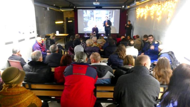 Останні українці Польщі, презентація в Івано-Франківську