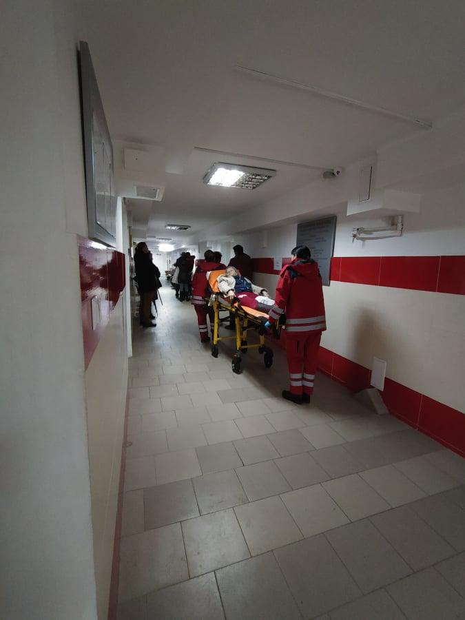 У Франківську через ожеледицю 58 людей звернулись до травмпункту – восьмеро потребують операцій 4