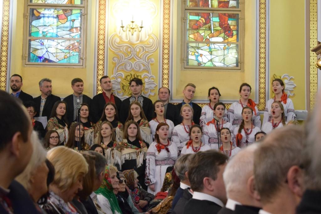 """Гала-концертом завершився міжнародний фестиваль """"Коляда на Майзлях"""" 3"""