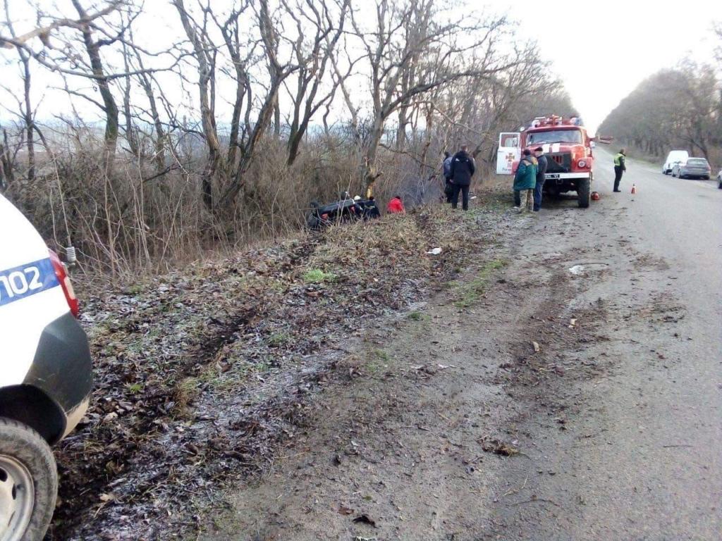 На Рогатинщині у ДТП загинули дві пасажирки автівки,  водій - у лікарні 1