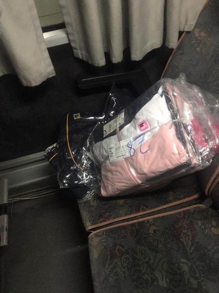 Водій автобуса до Верховини намагався перевезти з Польщі нелегальний товар 2