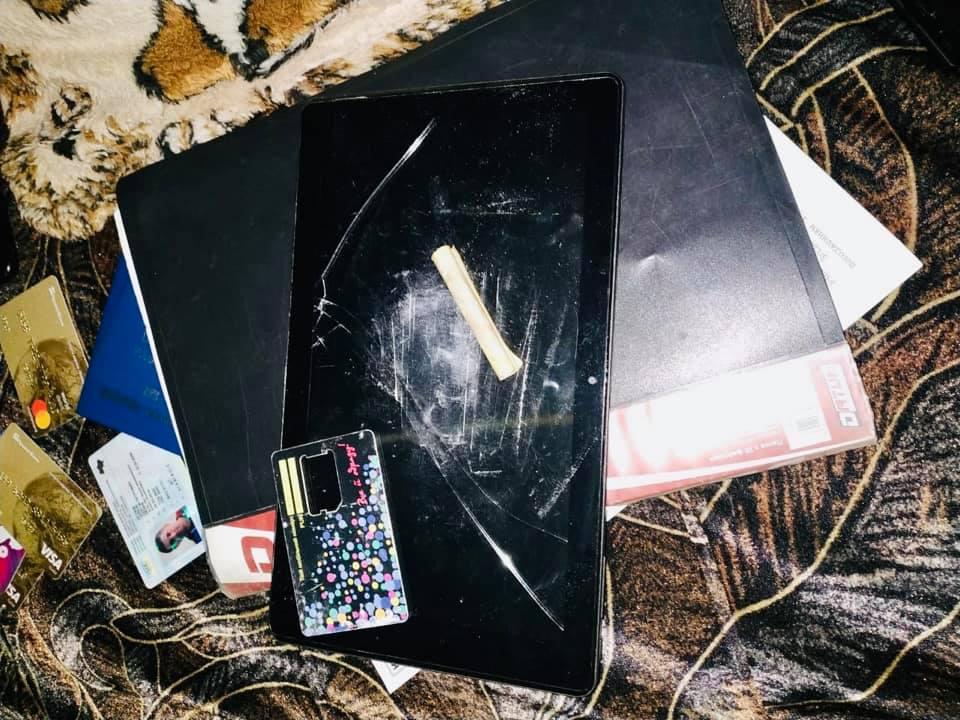 Поліція знайшла наркотики у прикарпатця під час обшуку вдома 2